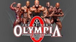 Mr.Olympia 2014